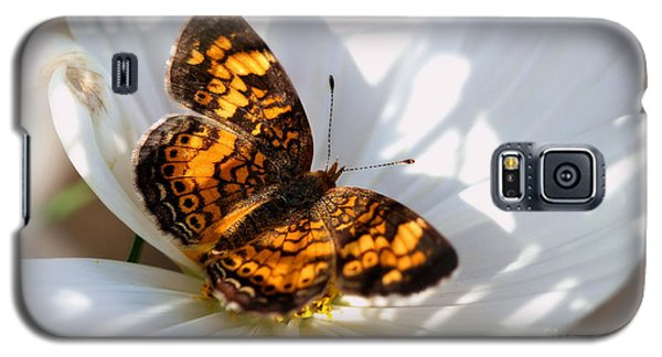 Cosmo Visitor 4 Galaxy S5 Case