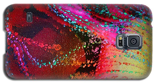 Cosmogenesis Galaxy S5 Case by Jeanette French