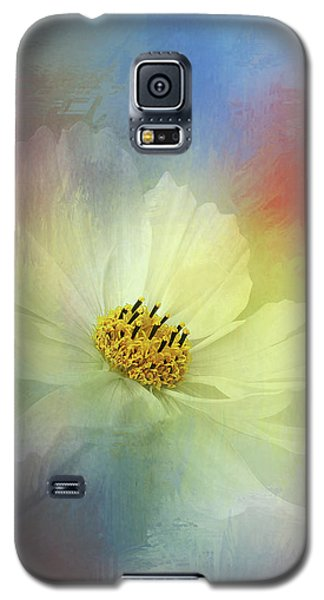 Cosmos Dreaming Abstract By Kaye Menner Galaxy S5 Case