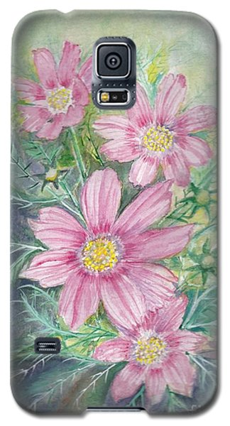 Cosmos - Painting Galaxy S5 Case