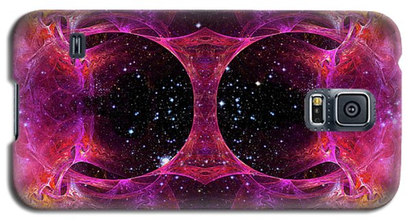 Cosmos Galaxy S5 Case by Tammy Wetzel