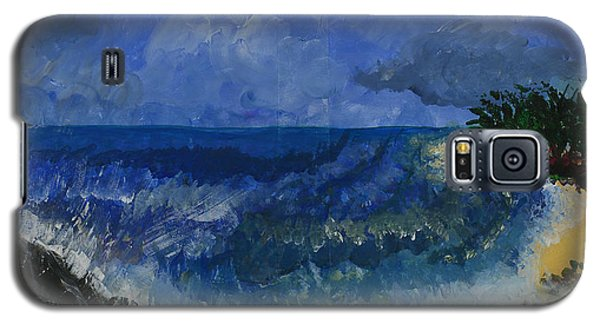 Costa Rica Beach Galaxy S5 Case