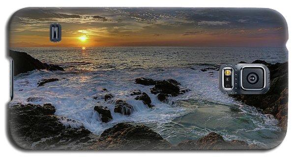 Costa Rica Sunrie Galaxy S5 Case