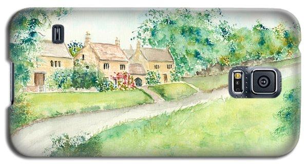 Cotswold Cottages Galaxy S5 Case
