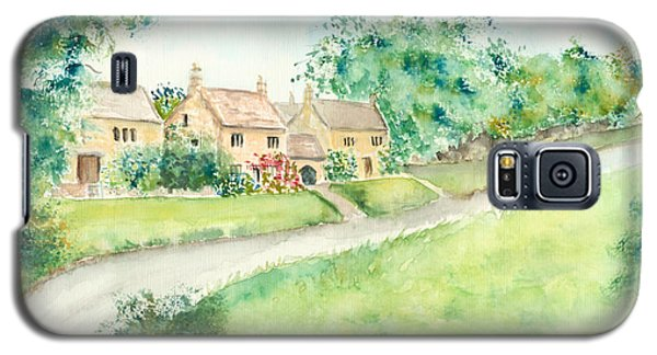 Cotswold Cottages Galaxy S5 Case