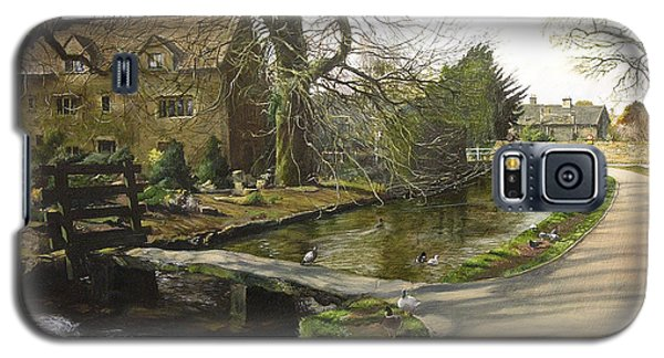 Cotswolds Scene. Galaxy S5 Case by Harry Robertson