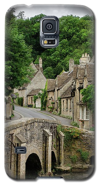 Cotswolds Village Castle Combe Galaxy S5 Case