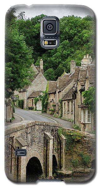 Cotswolds Village Castle Combe Galaxy S5 Case