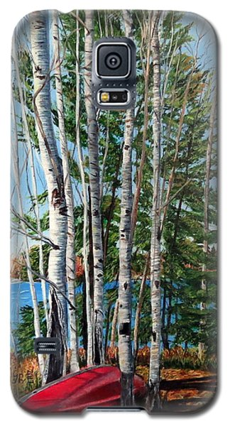 Cottage Country 2 Galaxy S5 Case