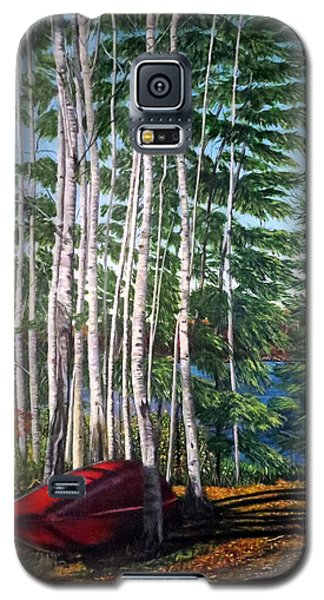 Cottage Country Galaxy S5 Case