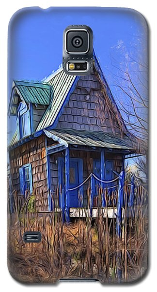Cottage In The Willows Galaxy S5 Case