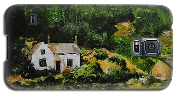 Cottage In Wales Galaxy S5 Case by Harry Robertson