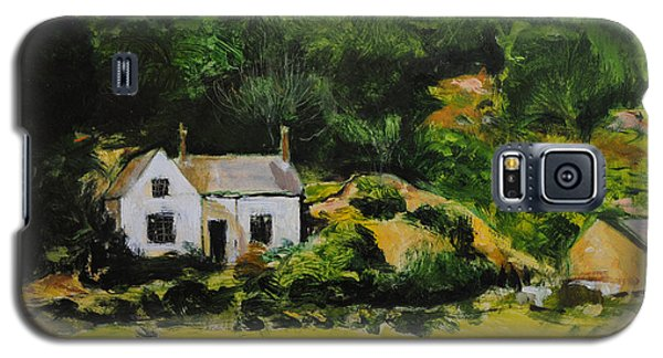 Cottage In Wales Galaxy S5 Case