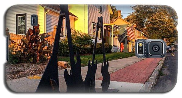 Cottage Street Guitars Galaxy S5 Case
