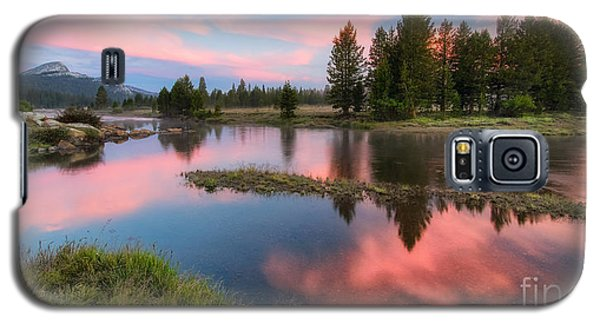 Cotton Candy Skies Galaxy S5 Case