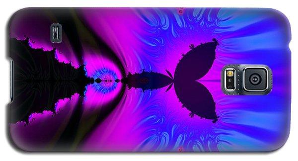 Cotton Candyland Fractal Galaxy S5 Case