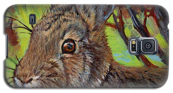 Cotton Tail Rabbit Galaxy S5 Case