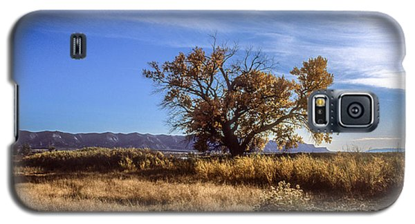 Cottonwood #2 Colorado Ranch Land Montezuma Valley Colorado Mesa Verde Galaxy S5 Case