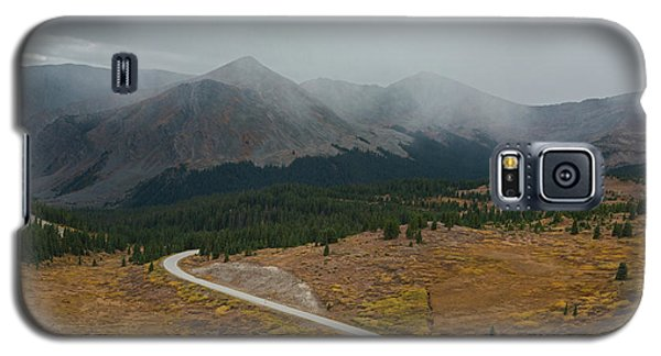 Galaxy S5 Case featuring the photograph Cottonwood Pass #1 by Dana Sohr