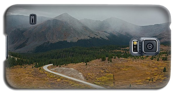 Cottonwood Pass #1 Galaxy S5 Case