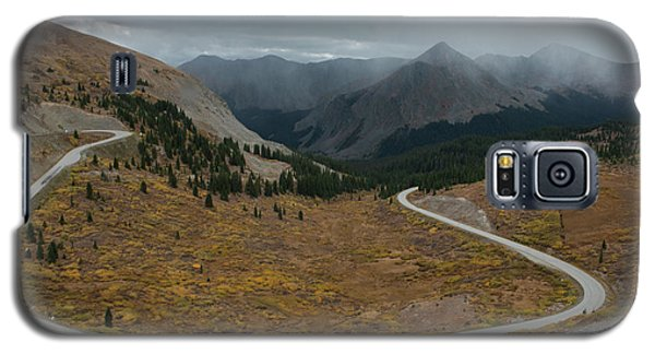 Galaxy S5 Case featuring the photograph Cottonwood Pass #2 by Dana Sohr