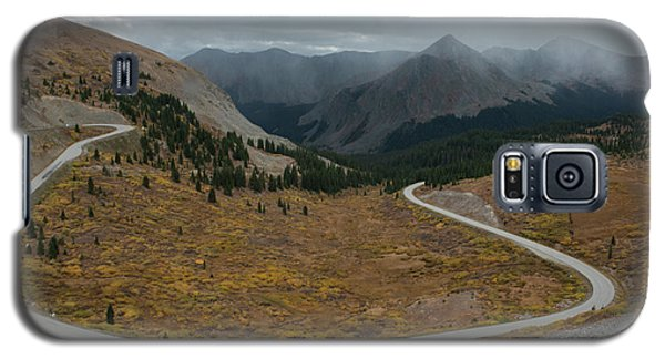 Cottonwood Pass #2 Galaxy S5 Case