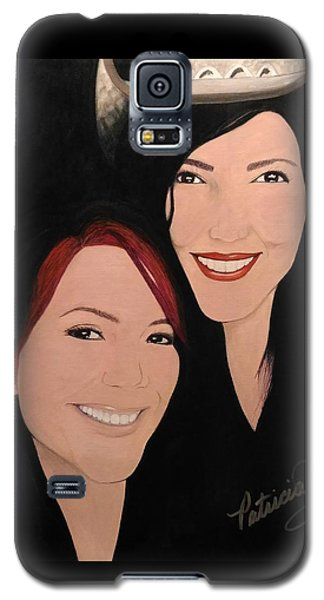 Cougrzz Rock Duo Galaxy S5 Case