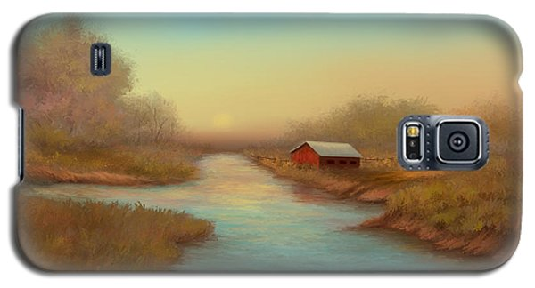 Country Barns Galaxy S5 Case