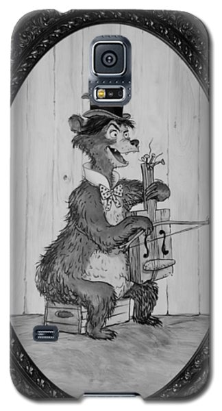 Country Bear Galaxy S5 Case by Rob Hans