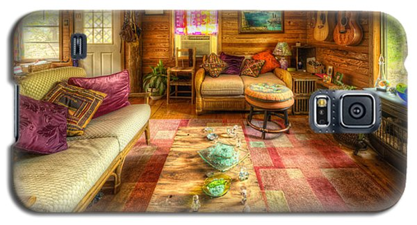 Country Cabin Galaxy S5 Case
