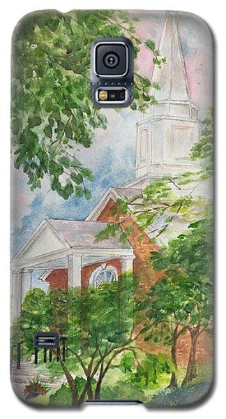 Country Church Galaxy S5 Case