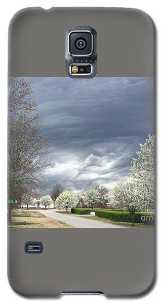 Country Club Circle Galaxy S5 Case