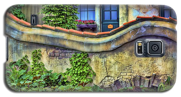 Country Cottage Galaxy S5 Case by Nadia Sanowar