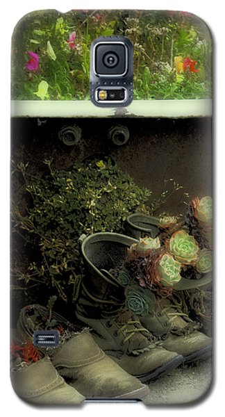 Country Day Spa Galaxy S5 Case