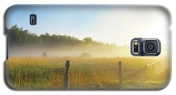 Country Fencerow Galaxy S5 Case