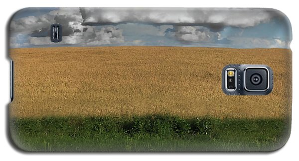 Country Field Galaxy S5 Case by Brian Jones