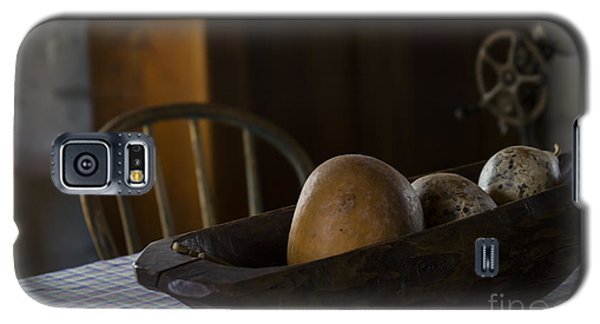 Galaxy S5 Case featuring the photograph Country Kitchen by Andrea Silies