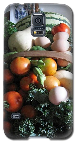 Country Kitchen Harvest Galaxy S5 Case