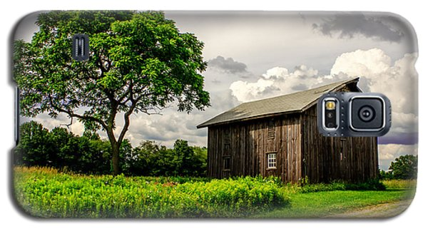 Galaxy S5 Case featuring the photograph Country Life by Skip Tribby