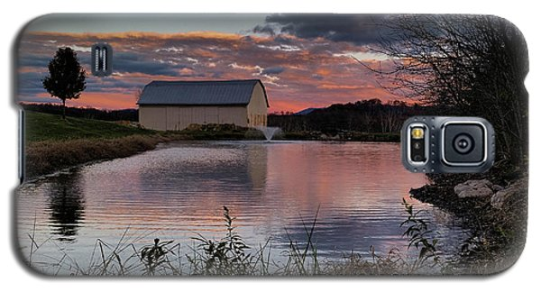 Country Living Sunset Galaxy S5 Case