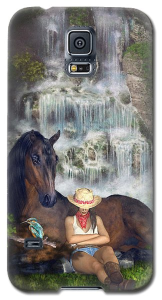 Country Memories 1 Galaxy S5 Case