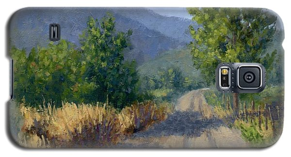 Country Morning Galaxy S5 Case
