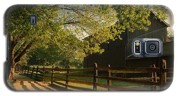 Country Morning - Holmdel Park Galaxy S5 Case