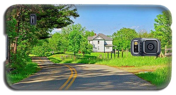 Country Roads Of America, Smith Mountain Lake, Va. Galaxy S5 Case