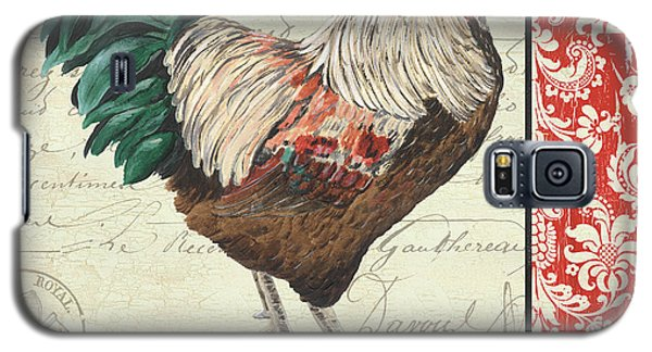 Country Rooster 1 Galaxy S5 Case by Debbie DeWitt