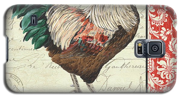 Country Rooster 1 Galaxy S5 Case