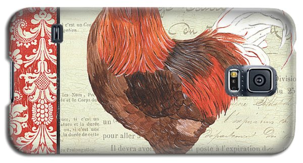 Country Rooster 2 Galaxy S5 Case by Debbie DeWitt