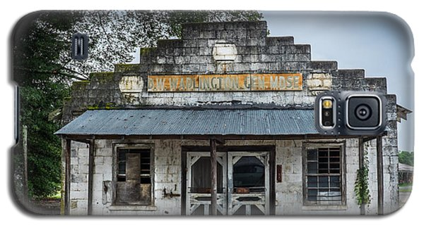 Country Store In The Mississippi Delta Galaxy S5 Case