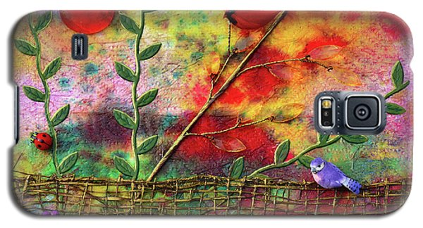 Country Sunrise Galaxy S5 Case by Donna Blackhall