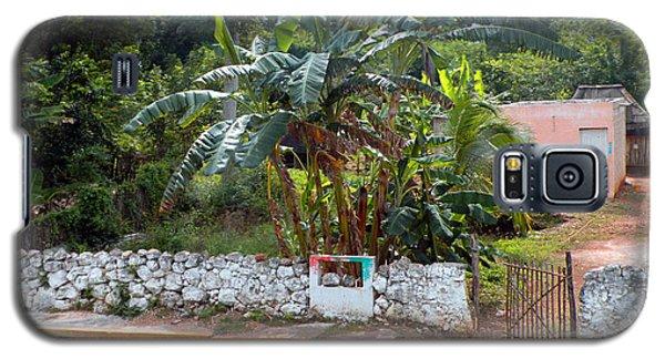 Countryside Along The Yucatan Peninsula Galaxy S5 Case